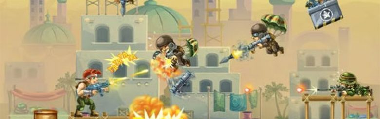Metal Soldiers jogo para Android e iOS