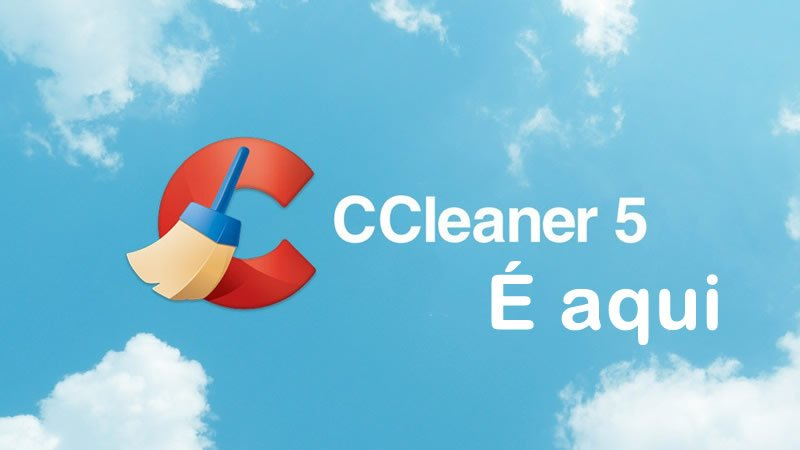 CCleaner 5 - is here