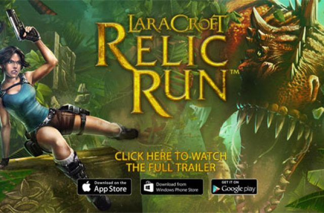 Lara Croft: Relic Run – Android, iOS e Windows Phone