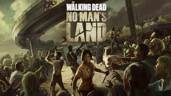 The Walking Dead No Man's Land Android e iOS