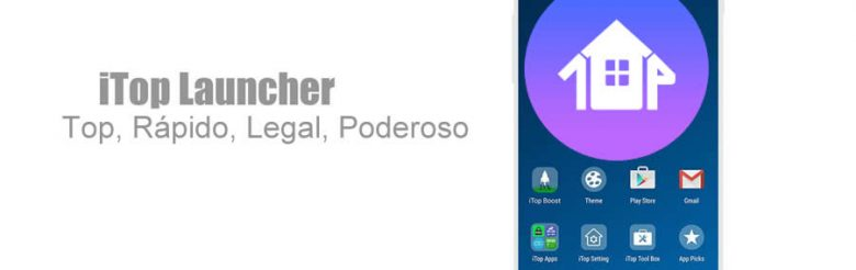 iTop Launcher -Marshmallow 6.0 Prime v1.2: O melhor Launcher Android