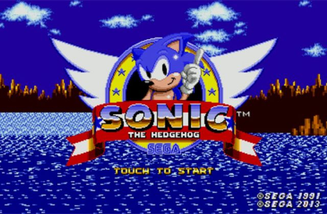 Sonic The Hedgehog v2.1.1 Apk Android
