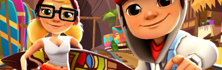 Subway Surfers Hawaii v1.49.1 Mod Chaves e Ouro Infinito