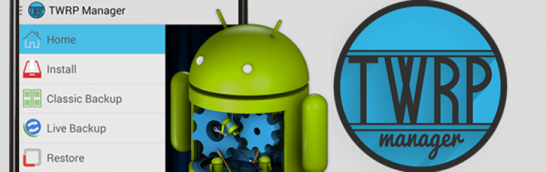 TWRP Manager FULL – Instale o SuperSU em qualquer Android [Root]