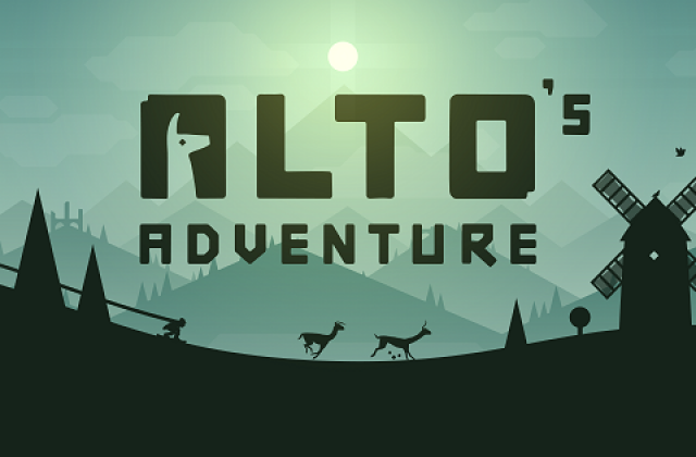 Alto's Adventure Apps para Android e iOS!