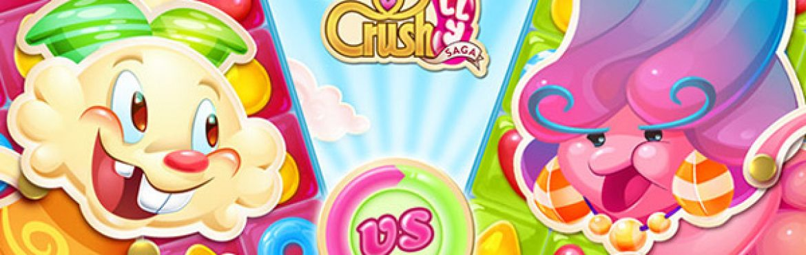 Candy Crush Jelly Saga v1.9.1 Mod APK