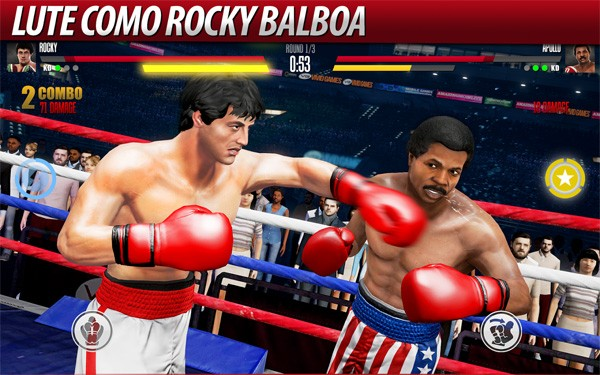 Real Boxing 2 ROCKY Android Download