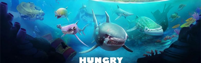 Hungry Shark World jogo para Android e iOS
