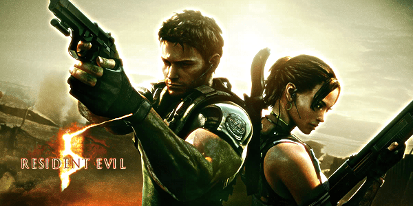 Resident Evil 5 para Android TV