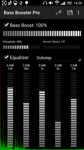Bass Booster Pro v3.0