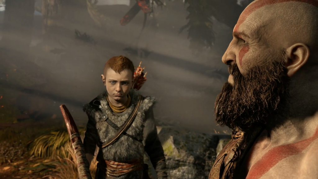 god of war ps4 2016