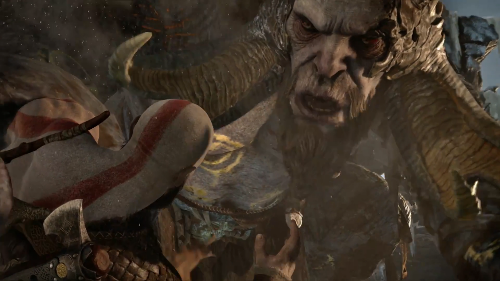 novo god of war para playstation 4