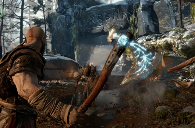 Novo God of War para PlayStation 4 [Lançamento]