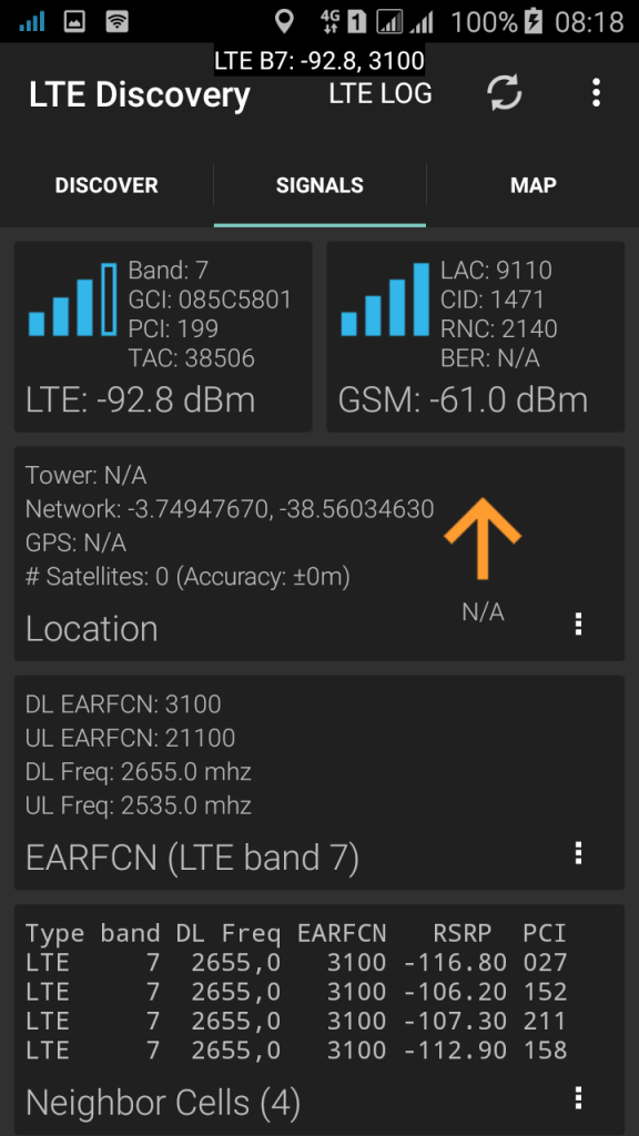 LTE Discovery PRO