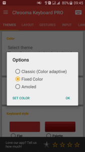 Chrooma Keyboard Emoji v3.0.9.1 Cracked