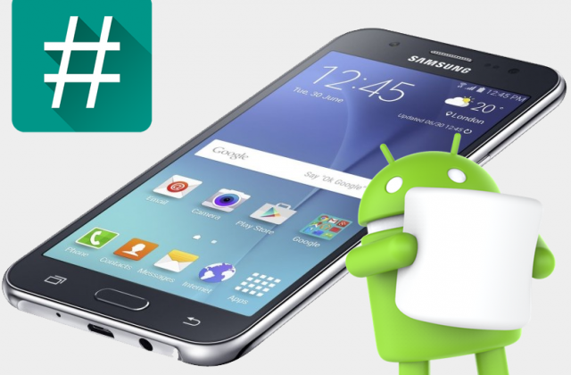 Como fazer ROOT no GALAXY J5 com Android Marshmallow 6.0.1
