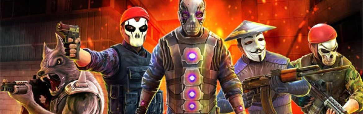SmokeHead – FPS Multiplayer para Android