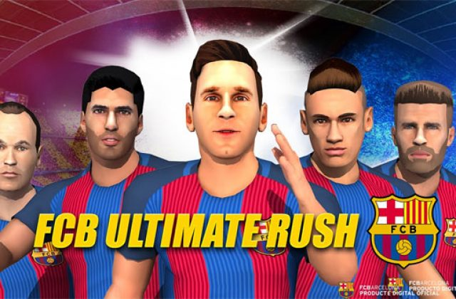 FC Barcelona Ultimate Rush – Android e iOS