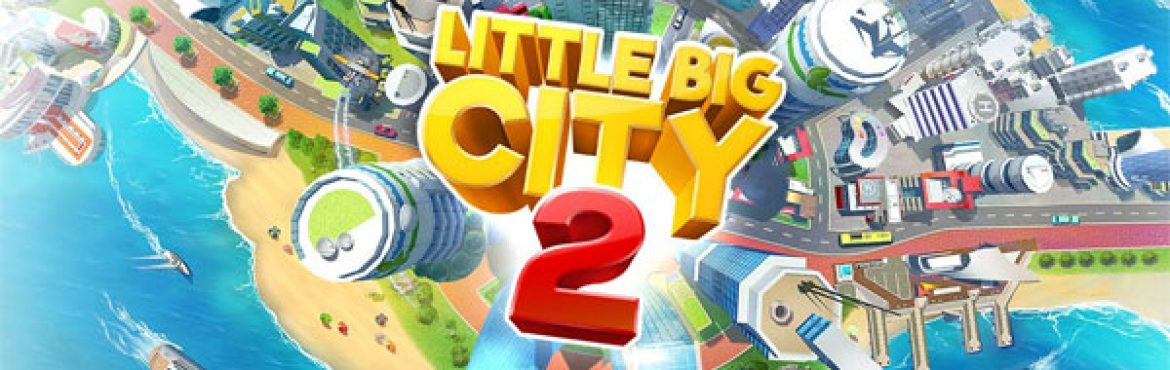 Little Big City 2 jogo para Android