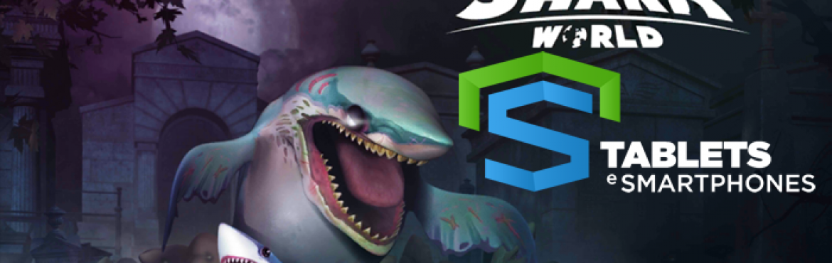 Hungry Shark World v1.6.0 MOD APK+OBB [Gemas e Moedas Ilimitadas]