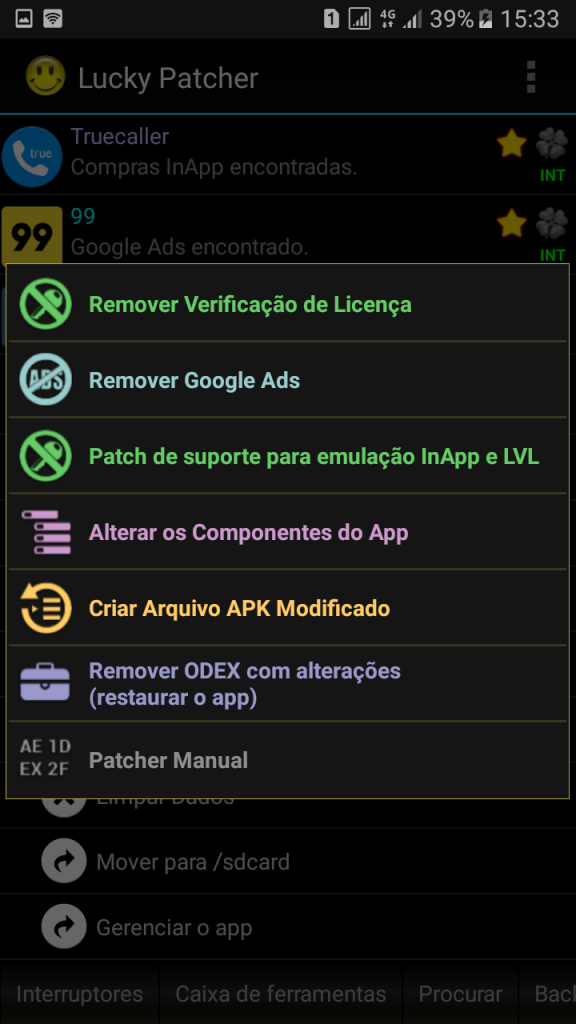 Lucky Patcher v6.3.7 apk