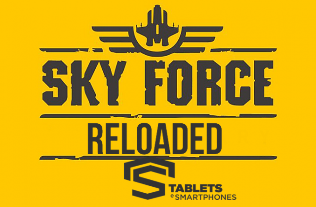 Sky Force Reloaded v1.65 build 30 MOD+OBB