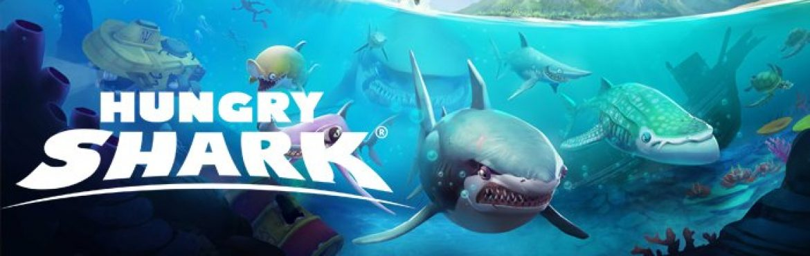Hungry Shark Evolution APK MOD v5.9.4 – [MOD MONEY]