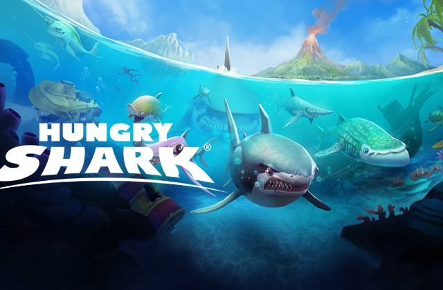 Hungry Shark Evolution APK MOD v6.6.2 – [MOD MONEY]