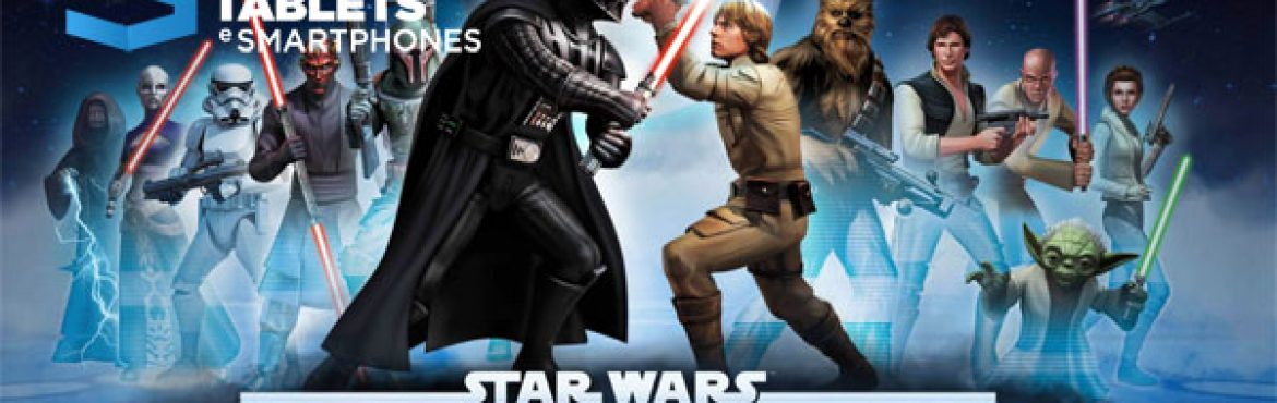 Star Wars Galaxy of Heroes v0.8.208604 MOD APK [MODO DEUS]