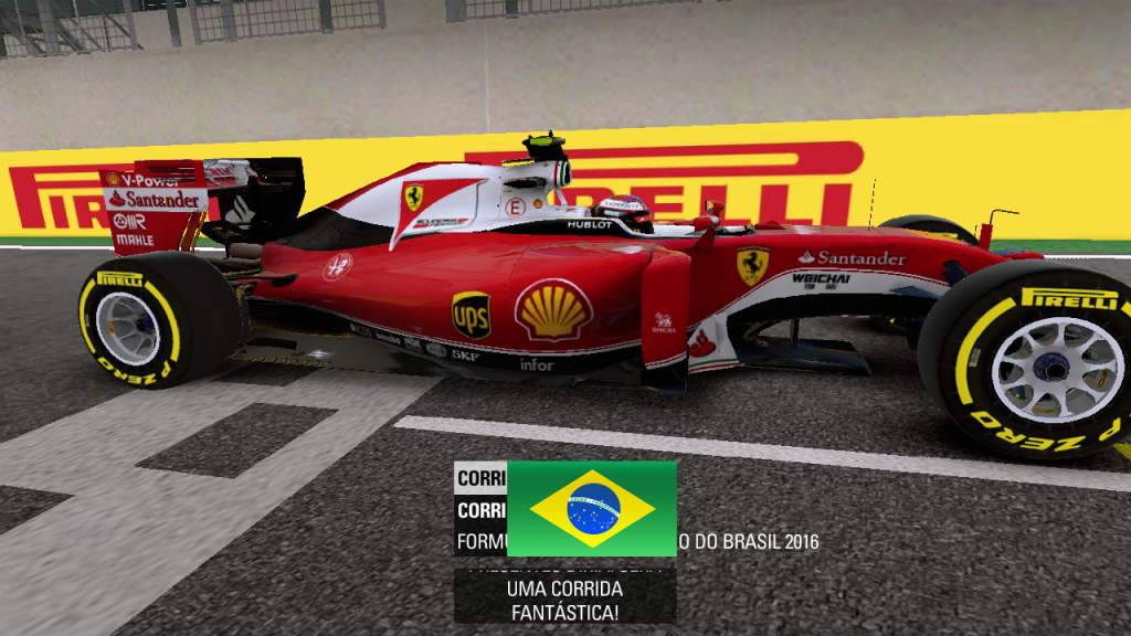 F1 2016 v0.1.6 Android