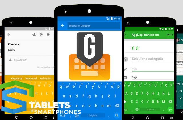 Chrooma GIF Keyboard v4.0 build 20169 Pro – Suporte a GIFS