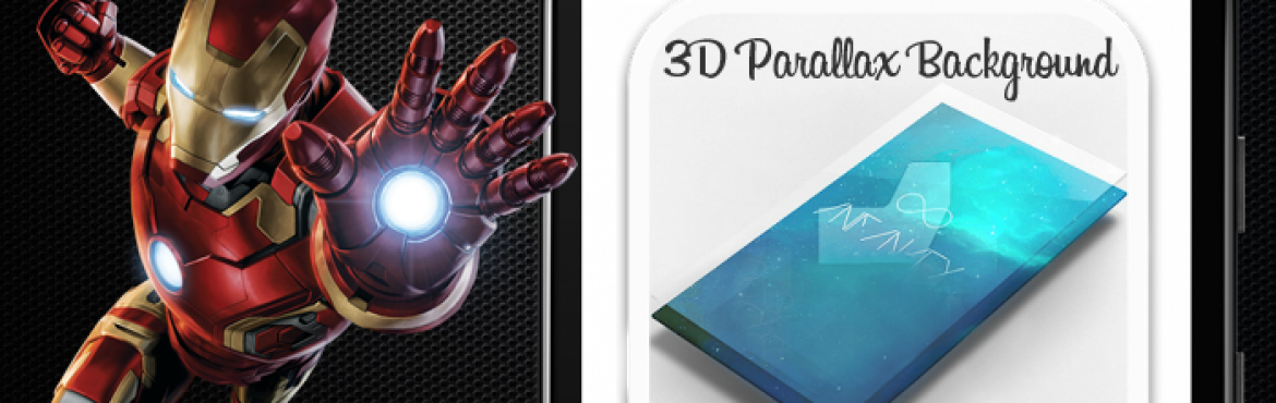 3D Parallax Background v1.38 APK – Efeitos 3D na tela do seu Android