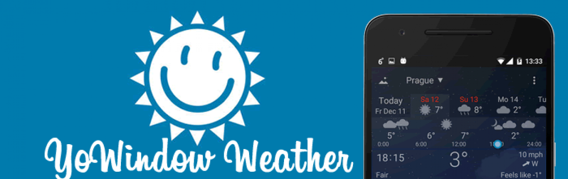 YoWindow Weather Pro v2.14.28 APK – Previsão do tempo para Android