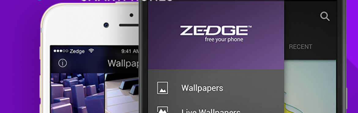ZEDGE Ringtones & Wallpapers v5.23b28 – Sons e Papeis de parede