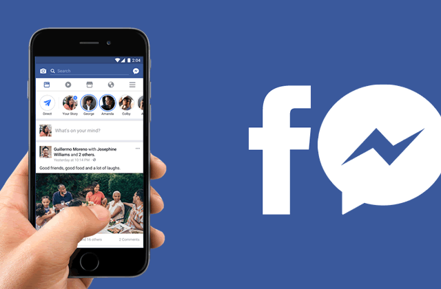 Facebook v130.0.0.0.50 Final APK – Com Messenger Integrado