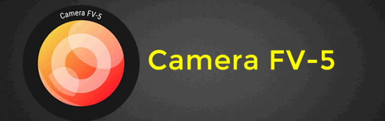 Camera FV-5 Pro v3.31 APK – funções ISO na camera digital do Android