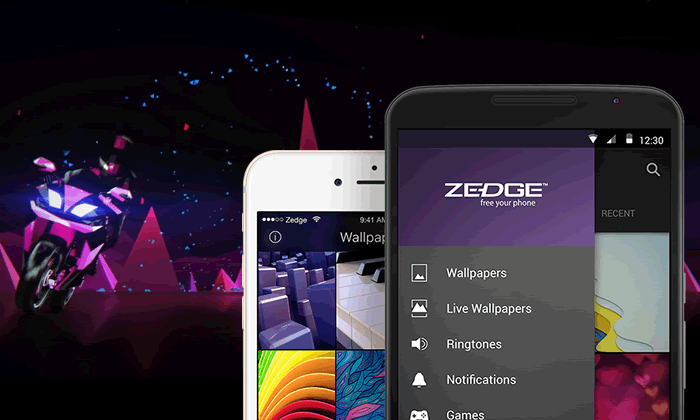 ZEDGE Ringtones & Wallpapers v5.22.23
