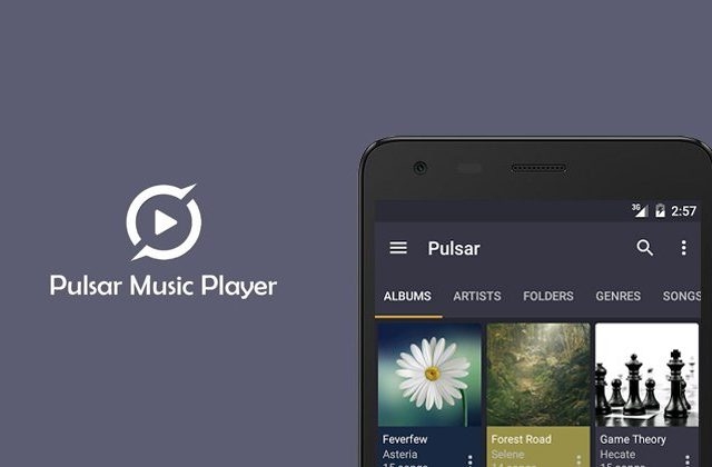 Pulsar Music Player Pro v1.9.2 BUILD 164 Android APK