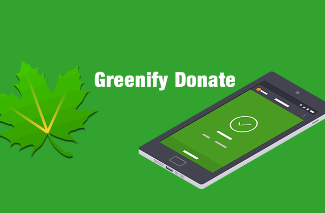 Greenify Donate 3.7 Final APK – Mais economia de bateria