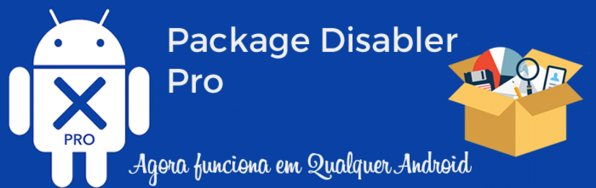 Package Disabler Pro (All Android) v14.5 APK – Qualquer Android