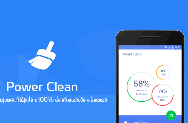 Power Clean v2.9.7.4 APK – Optimize Cleaner