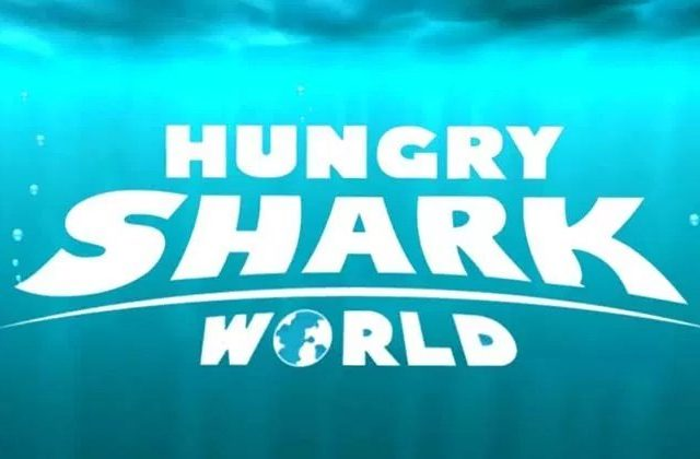 Hungry Shark World MOD v3.6.0 APK [Gemas e Moedas Ilimitadas]