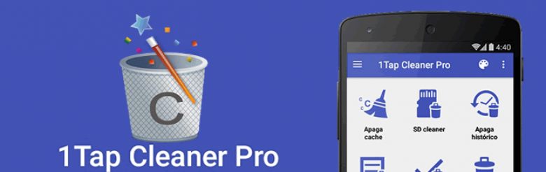 1Tap Cleaner Pro v3.52b2 – Limpador Android