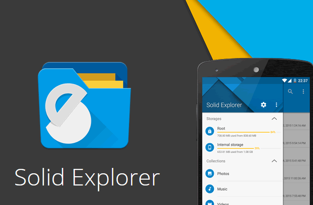 Solid Explorer File Manager v2.6.2 Final – Gerenciador