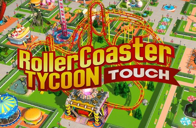 ROLLERCOASTER TYCOON TOUCH DINHEIRO INFINITO – V3.3.0