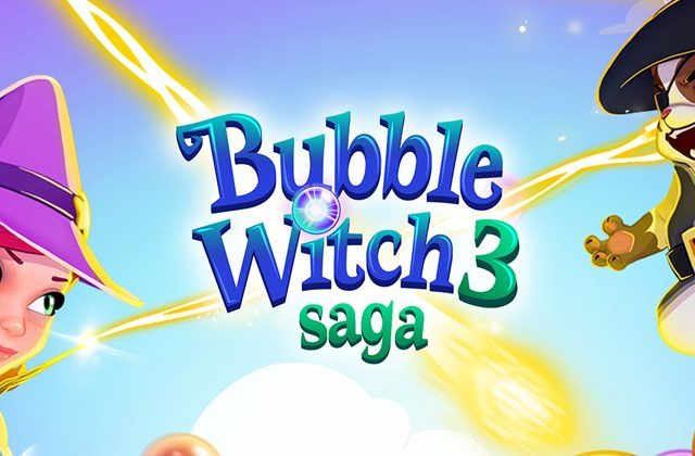 Bubble Witch 3 Saga MOD APK V6.4.3 – Vidas Ilimitadas