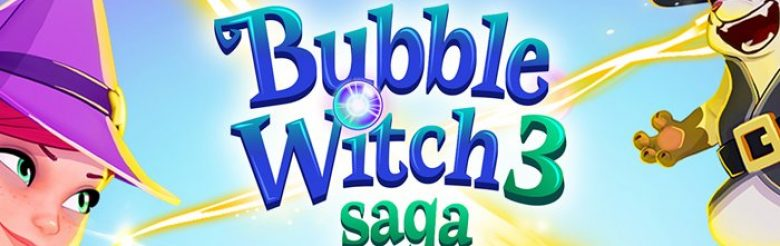 Bubble Witch 3 Saga MOD APK V6.2.7 – Vidas Ilimitadas