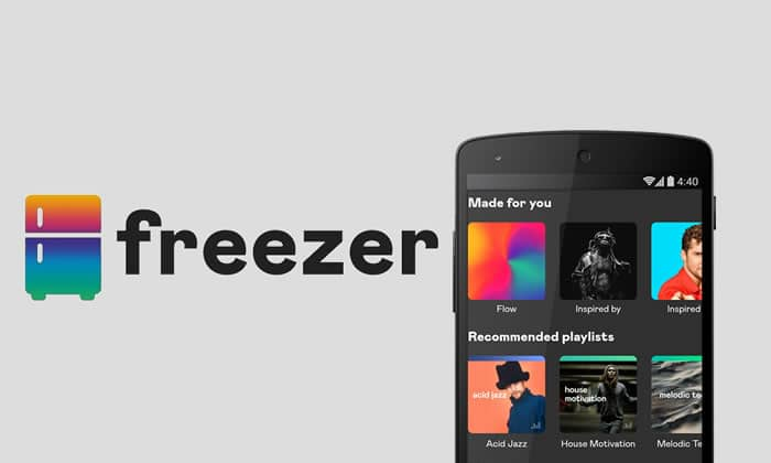 Freezer Android apk